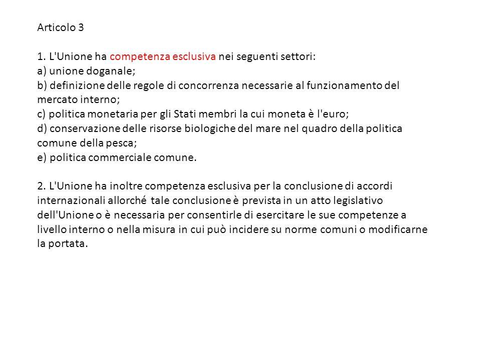 Articolo 3 1.