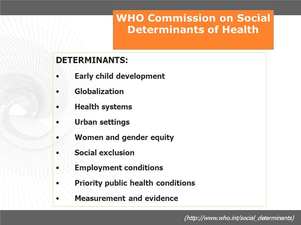 Ognuno comunità locale (circoscrizione…) settore (assessorato…) soggetto professionale soggetto economico e sociale si deve chiedere cosa fa la differenza per promuovere ben-essere (salute) equamente distribuito