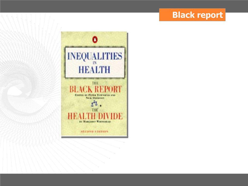 Limitata evidenza di efficacia di soluzioni -esperimenti naturali - analisi comparative - monitoraggio Equity-oriented health impact assessment Epidemiologia per le politiche