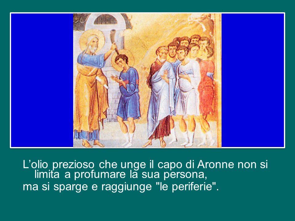 Dalla bellezza di quanto è liturgico, che non è semplice ornamento e gusto per i drappi, bensì presenza della gloria del nostro Dio che risplende nel