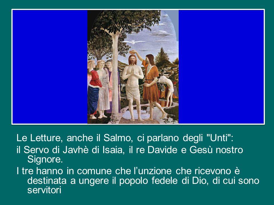 con gioia celebro la prima Messa Crismale come Vescovo di Roma. Vi saluto tutti con affetto, in particolare voi, cari sacerdoti, che oggi, come me, ri