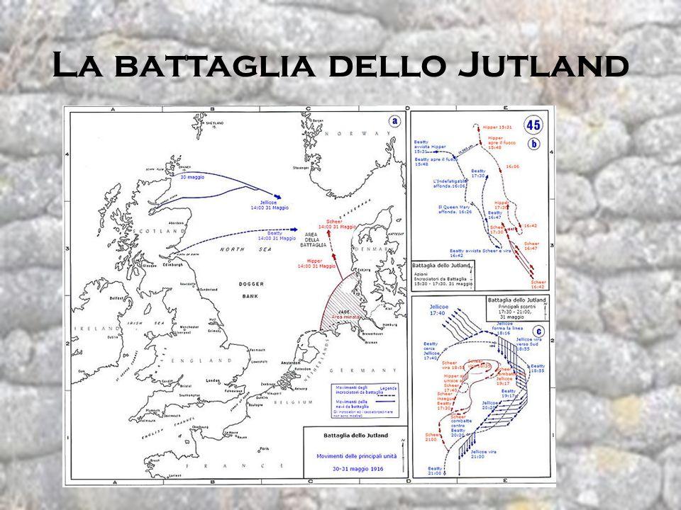 La battaglia dello Jutland
