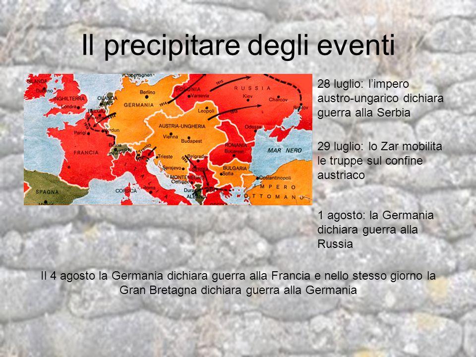 La veloce ripresa dellesercito italiano Il re nomina un nuovo capo di Stato Maggiore nel generale Armando Diaz Decisione di arretrare sulla linea del Piave, più facilmente difendibile.