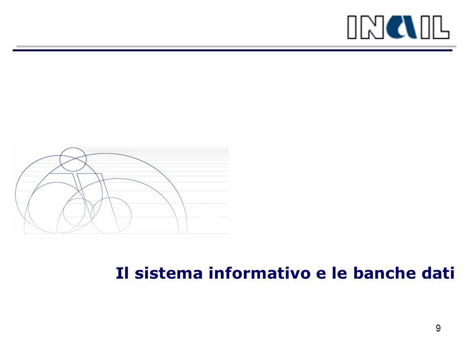 Il sistema informativo e le banche dati 9