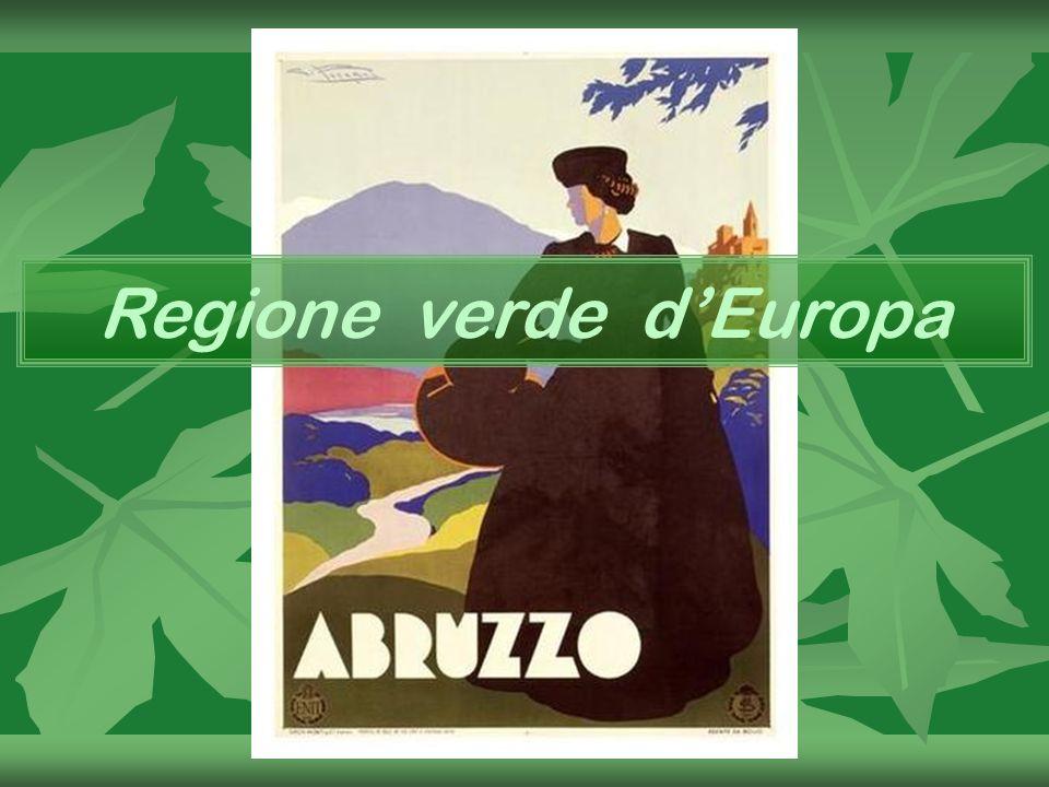 Regione verde dEuropa