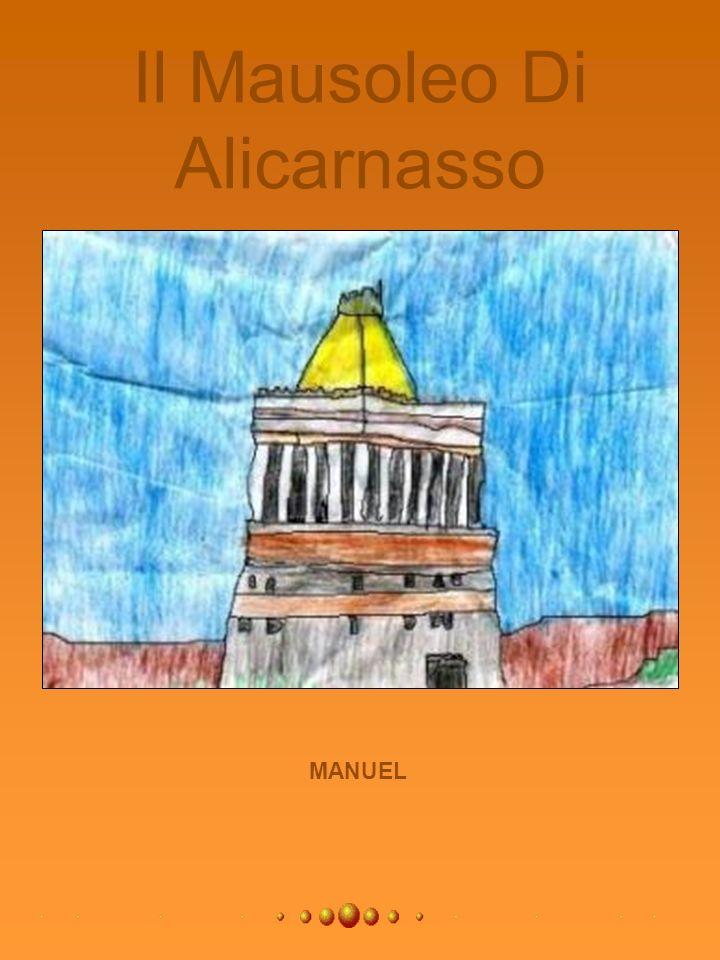 Il Mausoleo Di Alicarnasso MANUEL