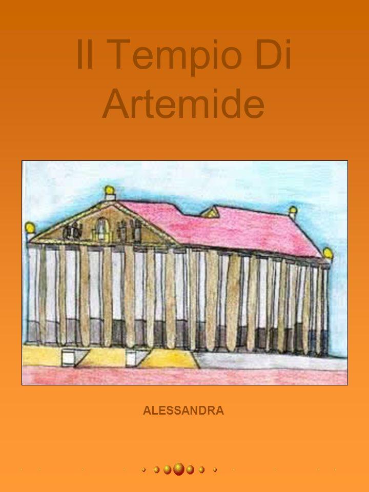 Il Tempio Di Artemide ALESSANDRA
