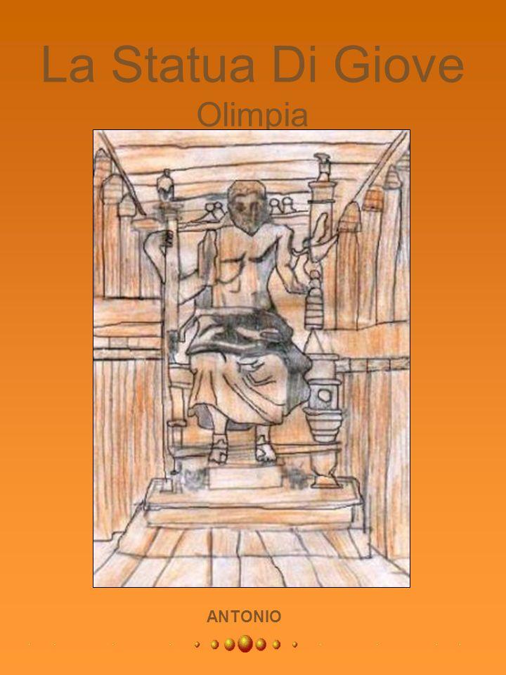 La Statua Di Giove Olimpia ANTONIO