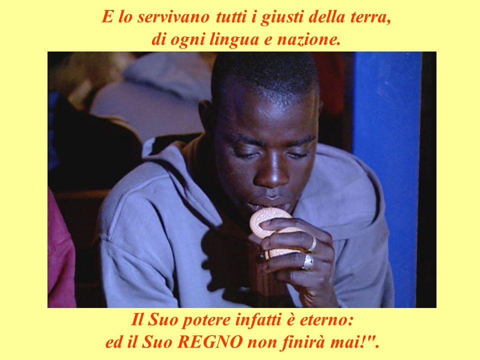 Sottofomdo musicale: UN MONDO DAMORE (Gianni Morandi) Buona domenica da Antonio Di Lieto (www.bellanotizia.it) Ora che hai ascoltato la Mia Parola, rispondimi … Per approfondire la bellanotizia premi qui F I N E