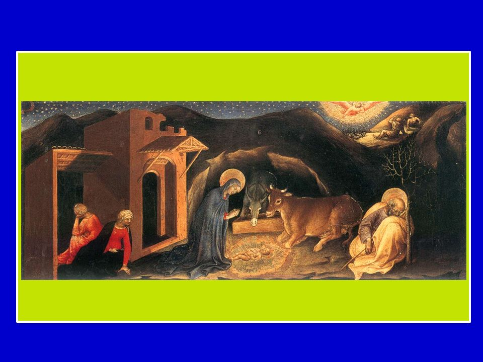 Benedetto XVI ha dedicato lUdienza Generale di mercoledì 9 gennaio 2013 nellaula Paolo VI Al Mistero dellIncarnazione Benedetto XVI ha dedicato lUdien