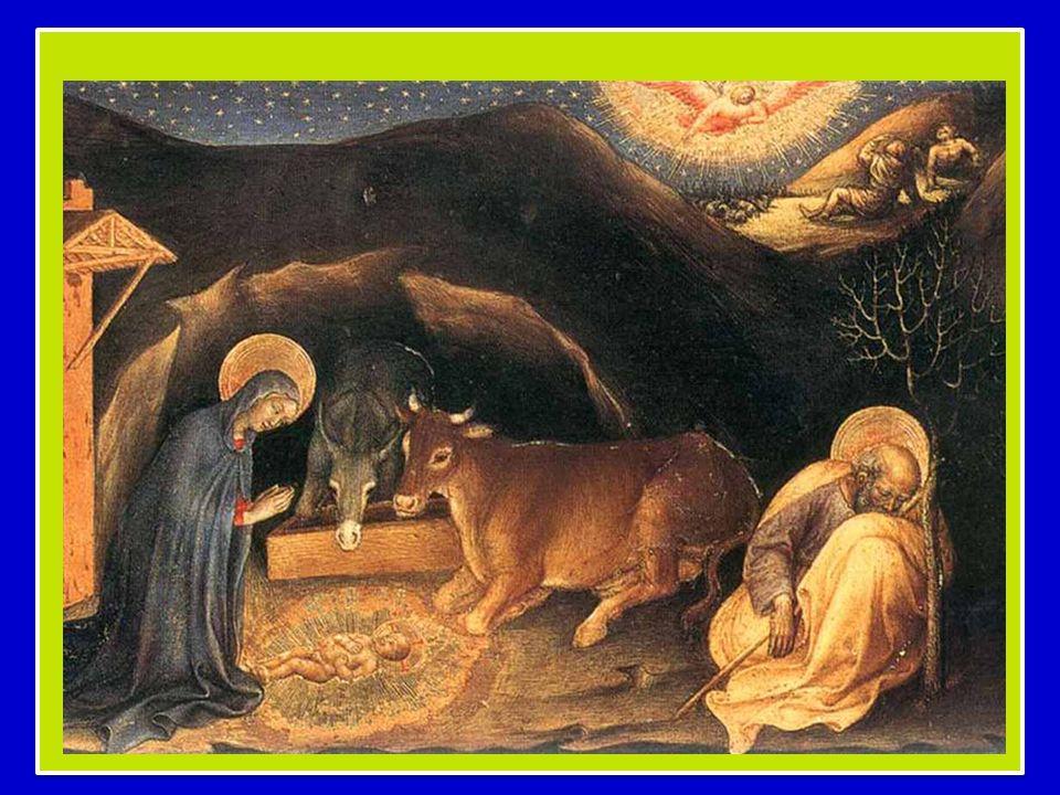 Cari amici, in questo periodo meditiamo la grande e meravigliosa ricchezza del Mistero dellIncarnazione, per lasciare che il Signore ci illumini e ci trasformi sempre più a immagine del suo Figlio fatto uomo per noi.