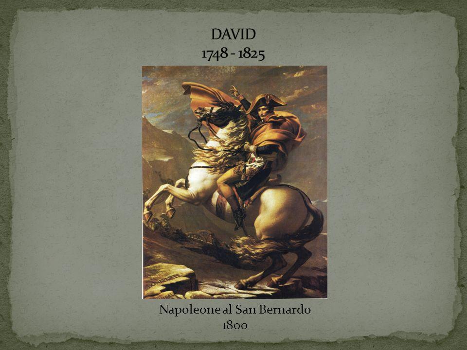 Napoleone al San Bernardo 1800