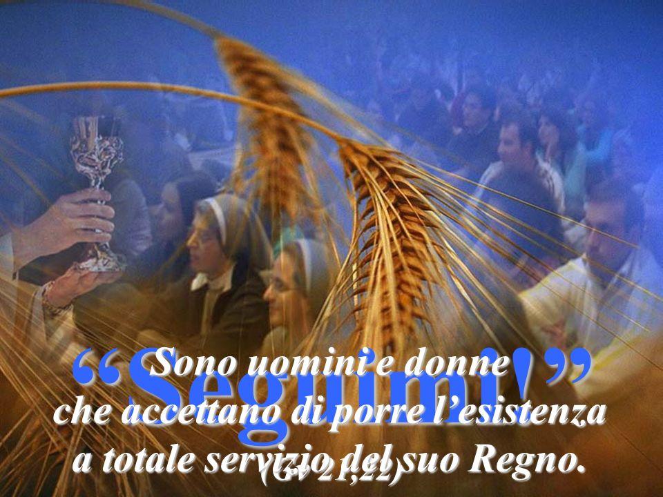 Dopo la sua resurrezione il Signore affiderà ai discepoli la responsabilità di proseguire la sua stessa missione, di proseguire la sua stessa missione