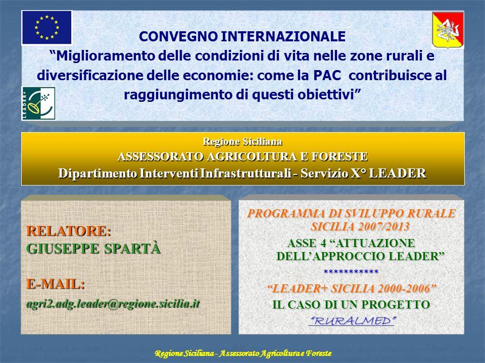 COMPITI DEI GAL: Elaborazione della strategia di sviluppo del territorio di competenza, conformemente a quanto previsto dalLAsse IV del PSR Sicilia 2007-2013 E QUINDI: MESSA A PUNTO DEL PIANO DI SVILUPPO LOCALE -PSL I GRUPPI DI AZIONE LOCALE - GAL Regione Siciliana - Assessorato Agricoltura e Foreste PSR – SICILIA 2007-2013 ASSE IV - Attuazione dellapproccio Leader