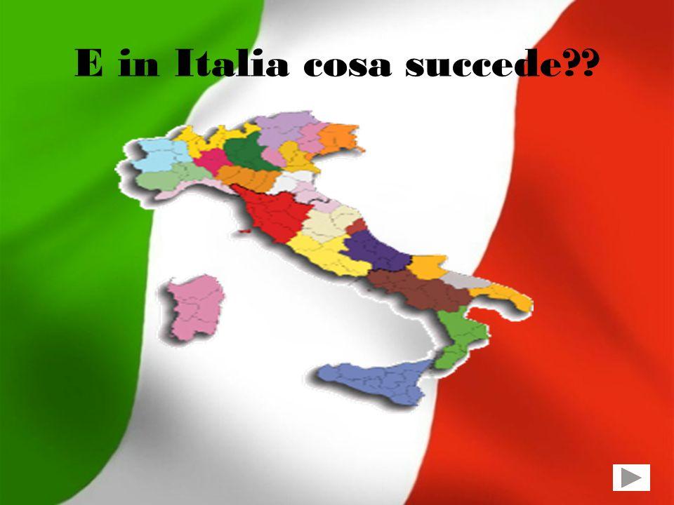 Giuseppe Vailati; Stefano Frezza Classe 2^X 1 E in Italia cosa succede??
