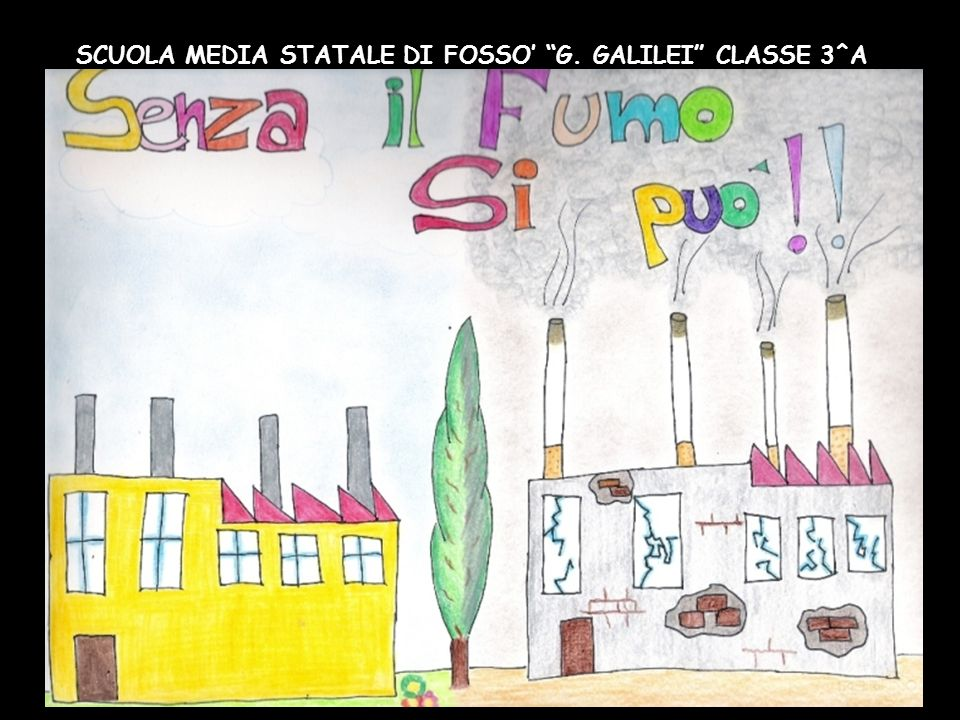 SCUOLA MEDIA STATALE DI FOSSO G. GALILEI CLASSE 3^A