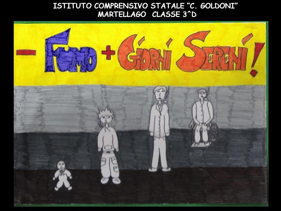 ISTITUTO COMPRENSIVO STATALE C. GOLDONI MARTELLAGO CLASSE 3^C