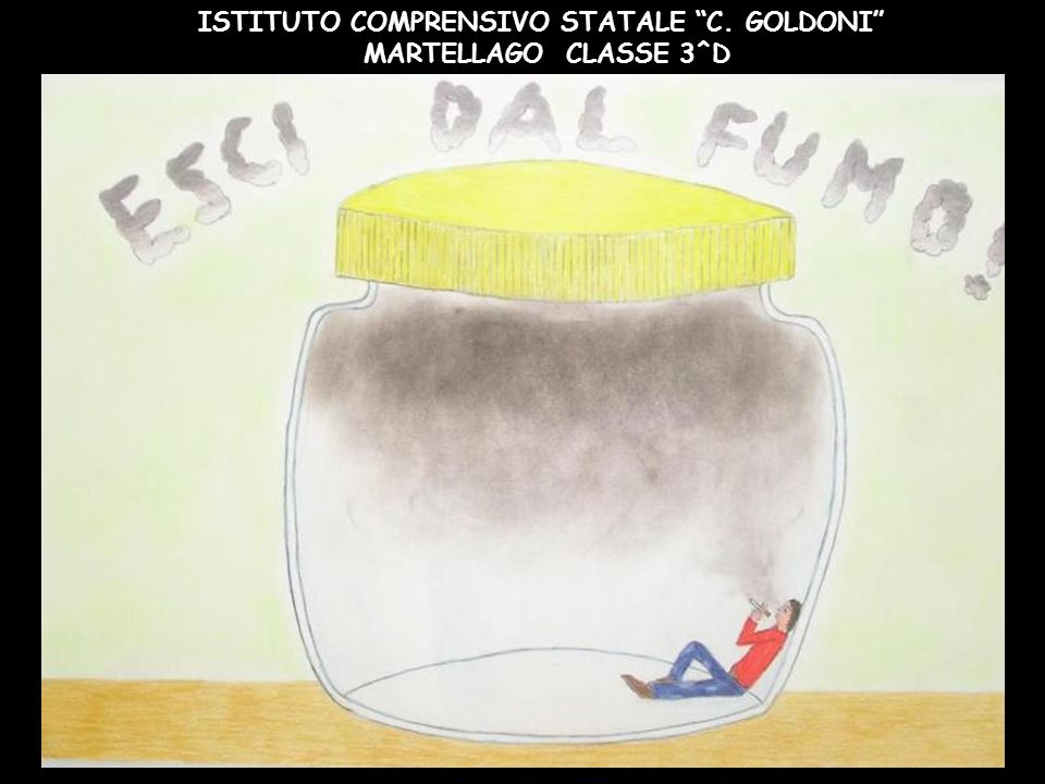 ISTITUTO COMPRENSIVO STATALE C. GOLDONI MARTELLAGO CLASSE 3^D