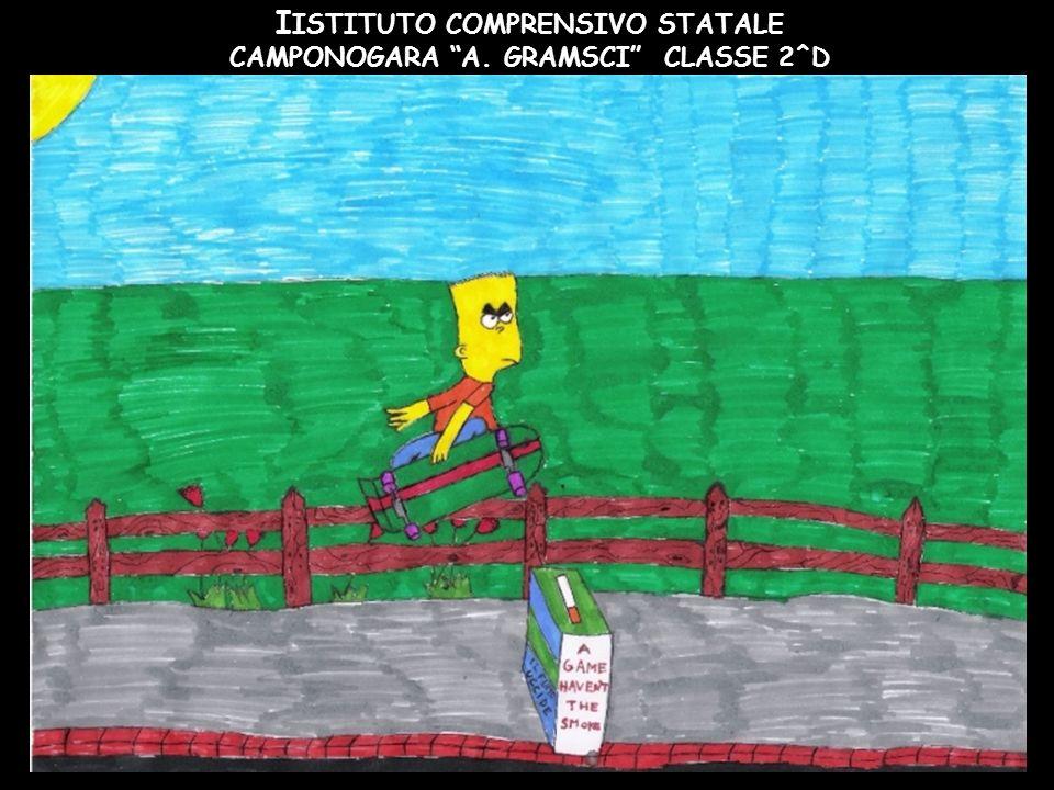 I ISTITUTO COMPRENSIVO STATALE CAMPONOGARA A. GRAMSCI CLASSE 2^D