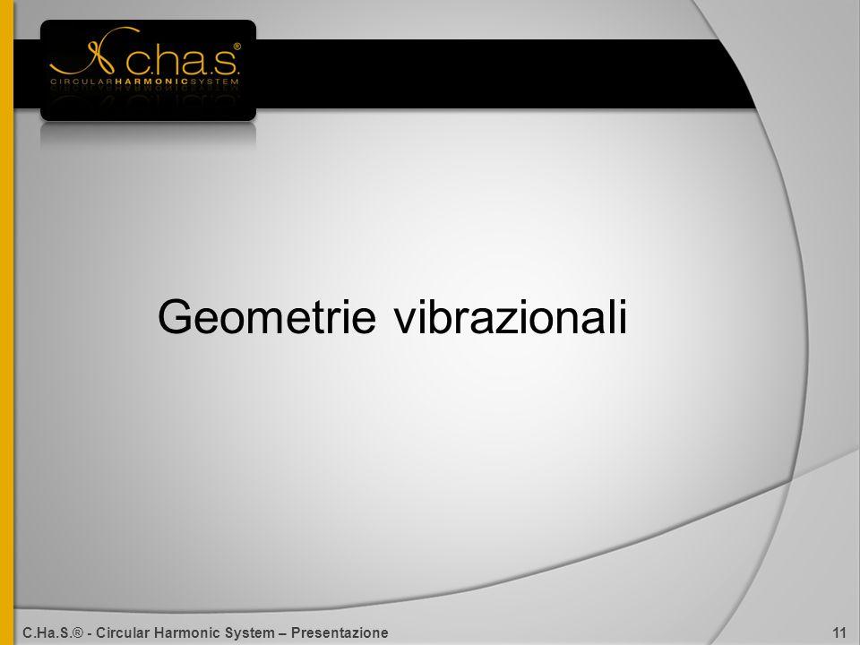 Geometrie vibrazionali C.Ha.S.® - Circular Harmonic System – Presentazione 11