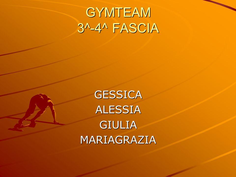 GYMTEAM 3^-4^ FASCIA GESSICAALESSIAGIULIAMARIAGRAZIA