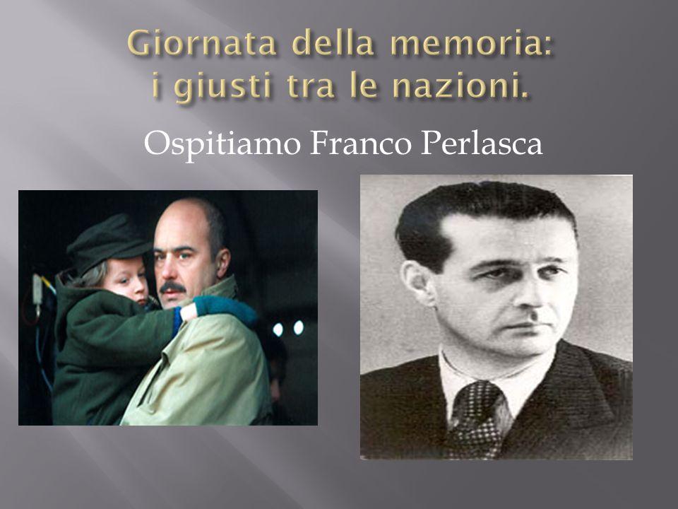Ospitiamo Franco Perlasca