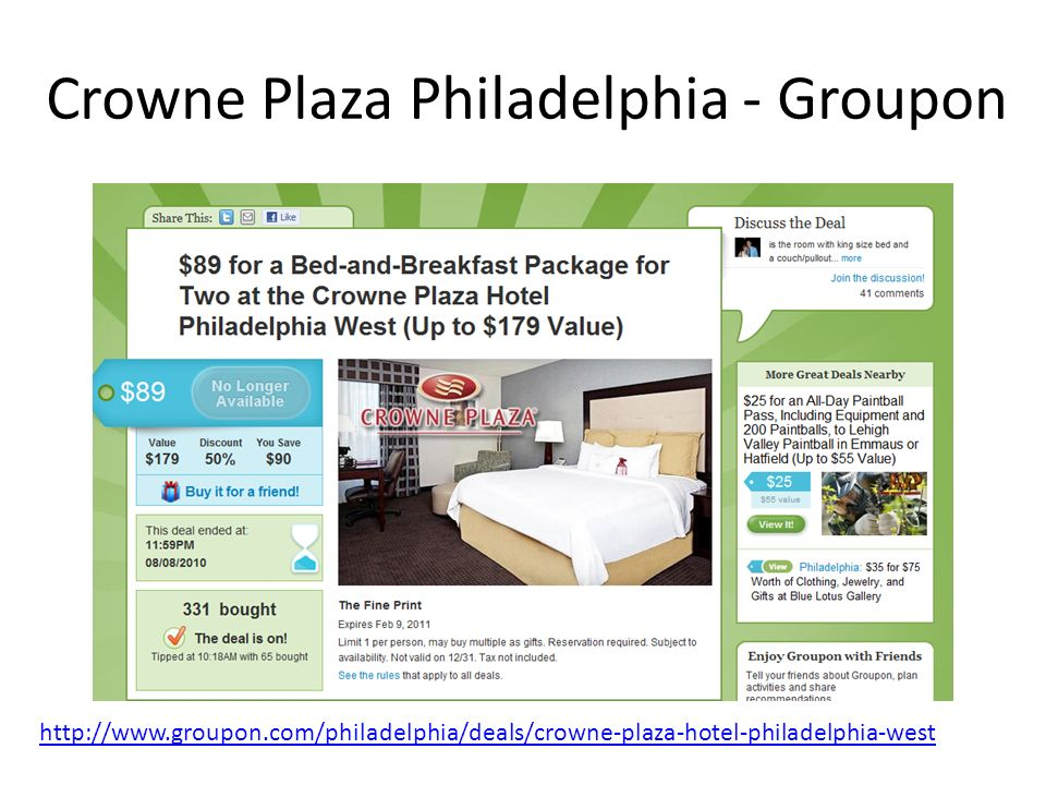 Crowne Plaza Philadelphia - Groupon http://www.groupon.com/philadelphia/deals/crowne-plaza-hotel-philadelphia-west
