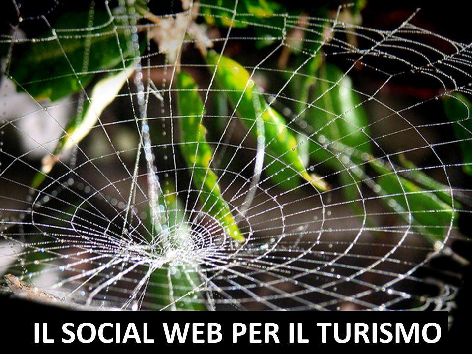 IL SOCIAL WEB PER IL TURISMO