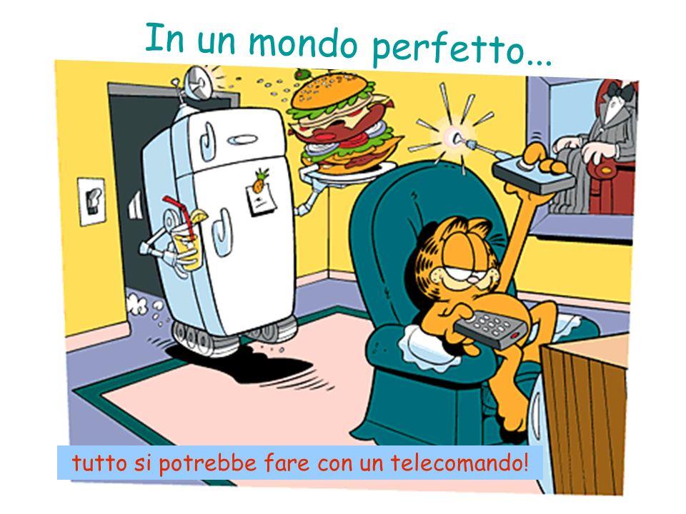 diventeresti saggio guardando la tv.. In un mondo perfetto...