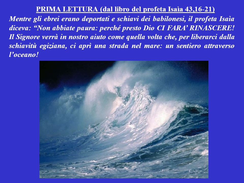 Allora i maestri della Bibbia ed i farisèi, invidiosi, decisero di metterlo in difficoltà.