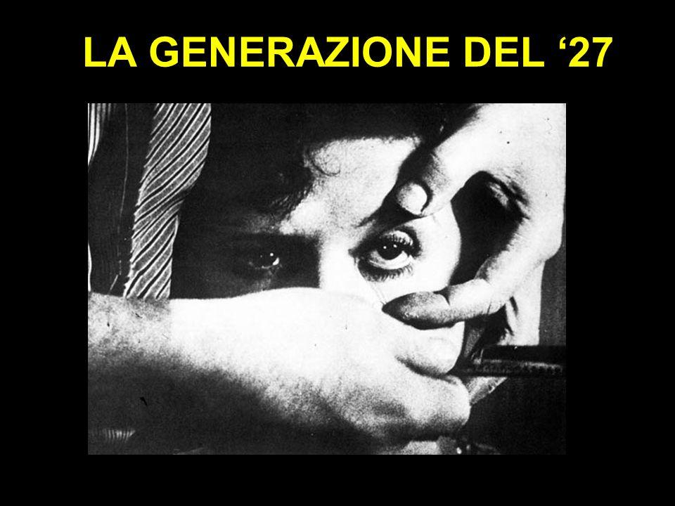 LA GENERAZIONE DEL 27