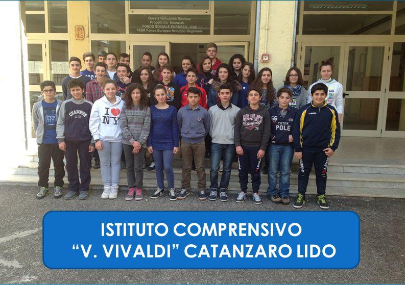ISTITUTO COMPRENSIVO V. VIVALDI CATANZARO LIDO