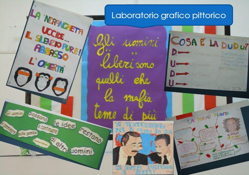 Laboratorio grafico pittorico