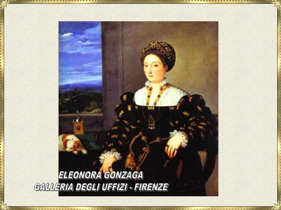 1553- 54 – Danae sedotta dal sole- Museo del Prado, Madrid