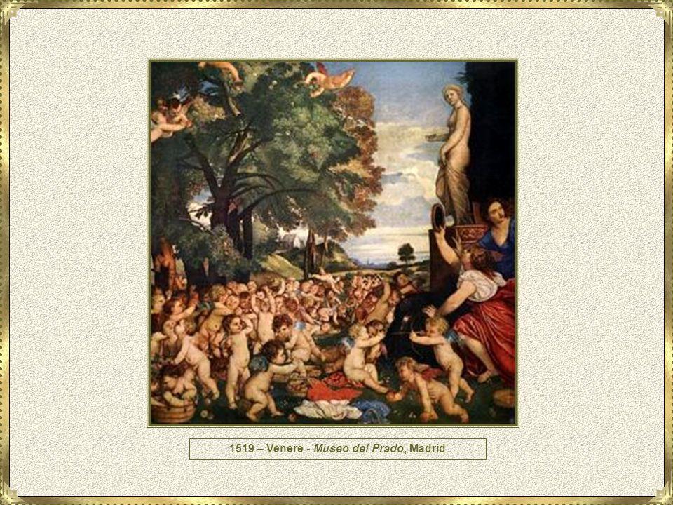 1520-22 – Polittico della Risurrezione- Santi Nazaro e Celso, Brescia