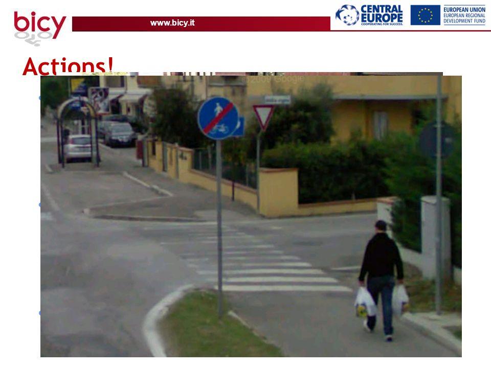 www.bicy.it Finanziamento di piste ciclabili (per radoppiare) »Costo /km corsia ciclabile 22.000.