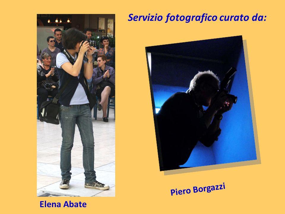 Servizio fotografico curato da: Piero Borgazzi Elena Abate