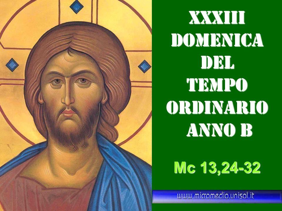 Quanto però a quel giorno o a quellora, nessuno lo sa, né gli angeli nel cielo né il Figlio, eccetto il Padre».