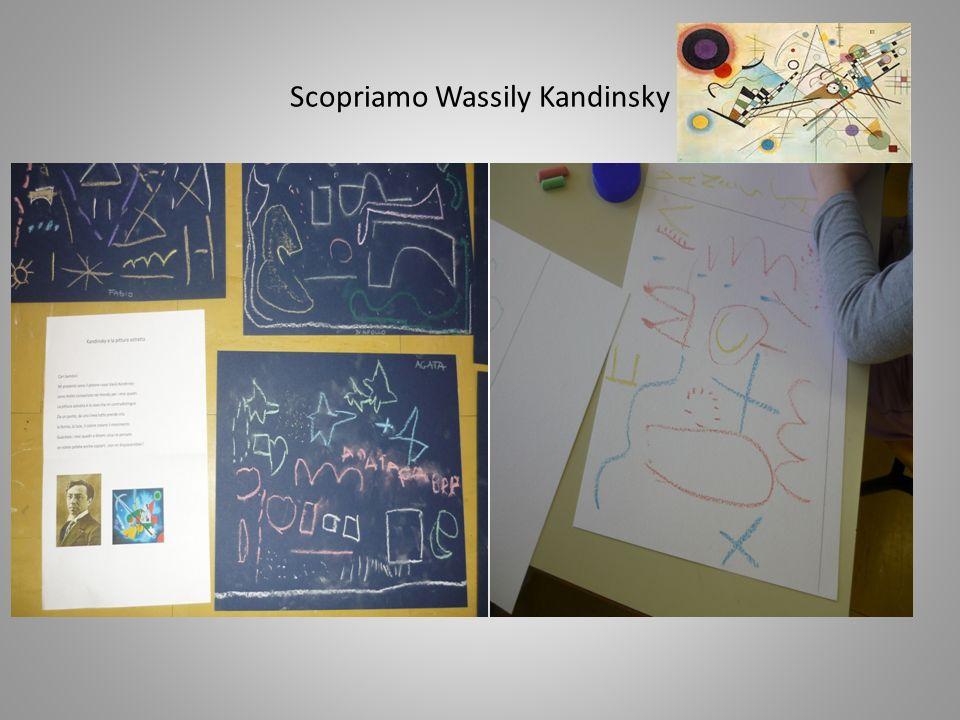 Scopriamo Wassily Kandinsky