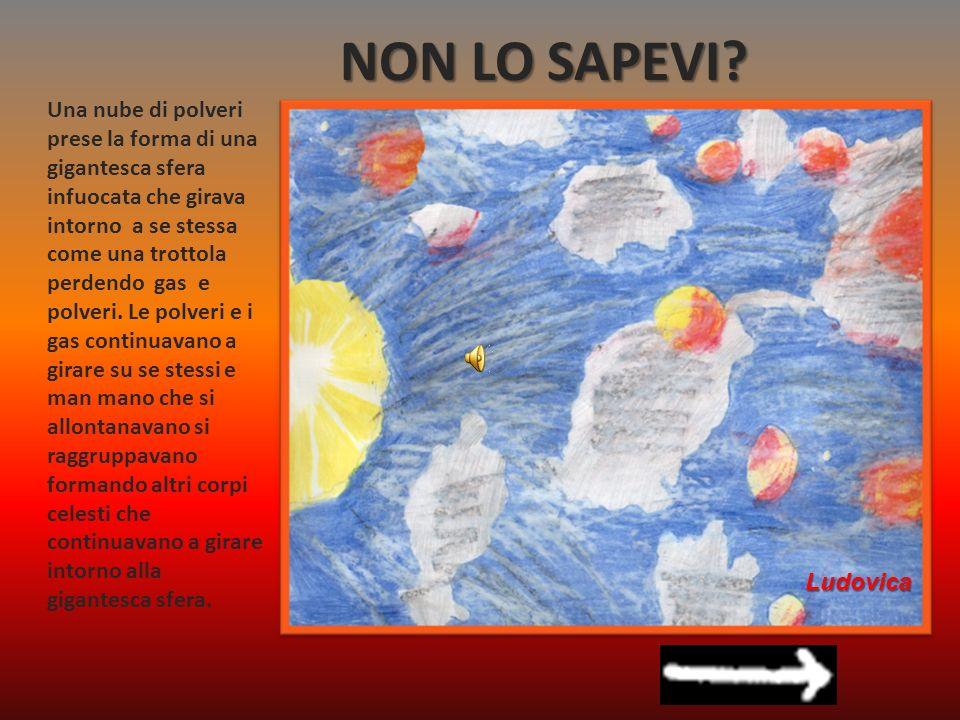 NON LO SAPEVI.NON LO SAPEVI.