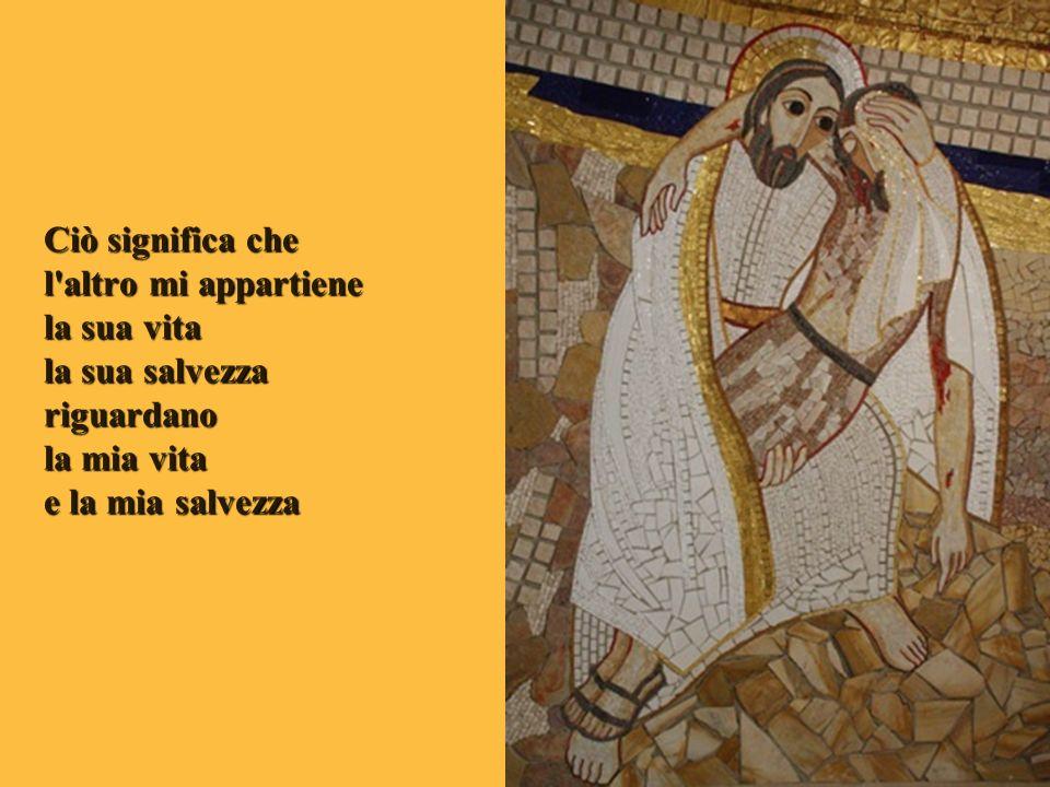 I discepoli del Signore uniti a Cristo mediante lEucaristia vivono in una comunione che li lega gli uni agli altri come membra di un solo corpo