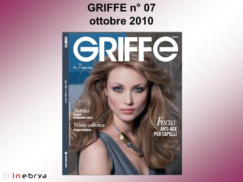 GRIFFE n° 07 ottobre 2010