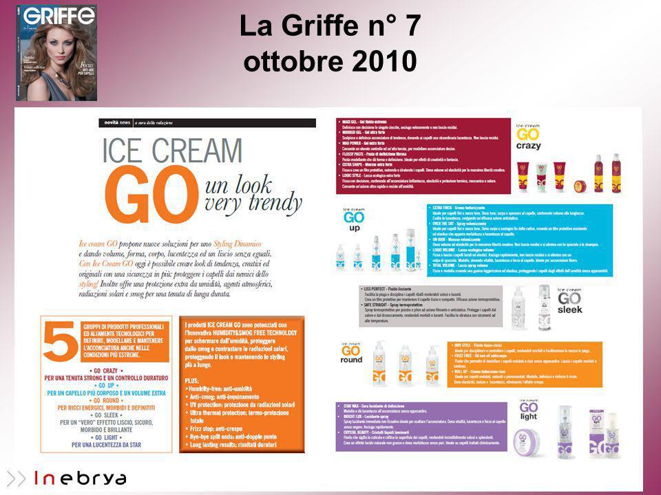 La Griffe n° 7 ottobre 2010