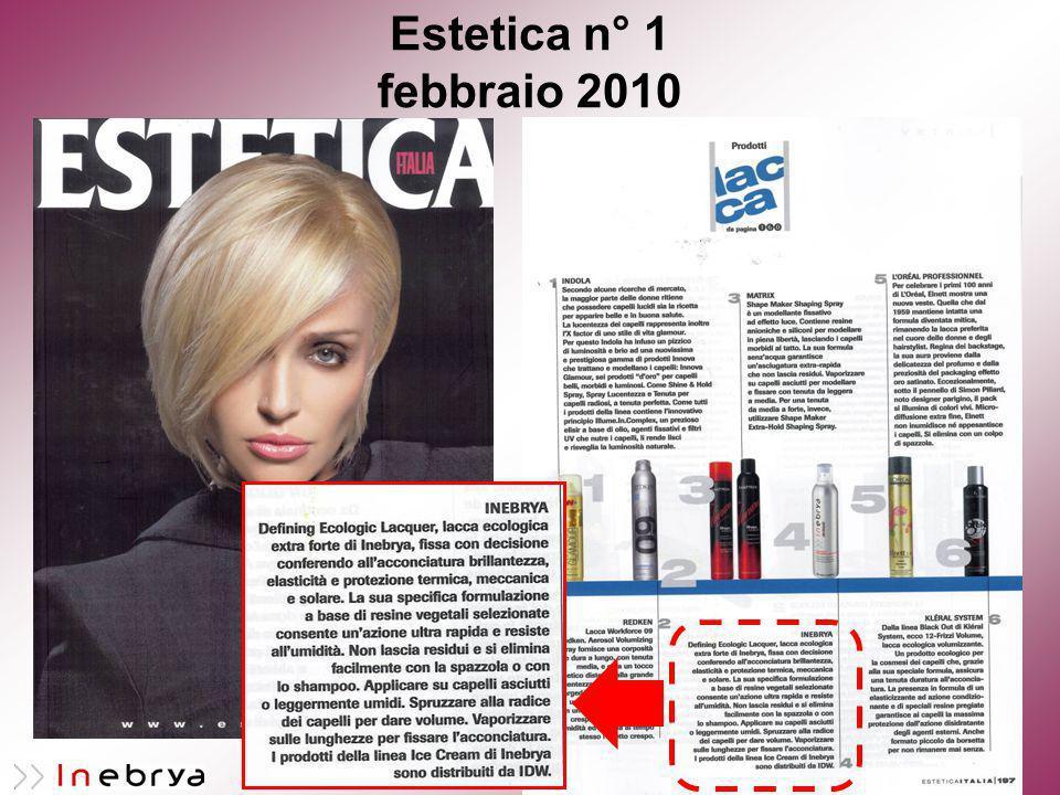 Estetica n° 1 febbraio 2010