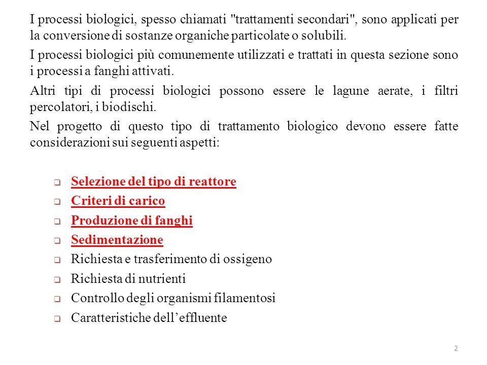 2 I processi biologici, spesso chiamati