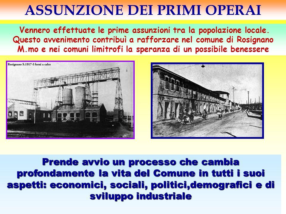 I DOCUMENTI ARCHIVIO STORICO DEL COMUNE DI ROSIGNANO MARITTIMO, Carteggio 19 21.