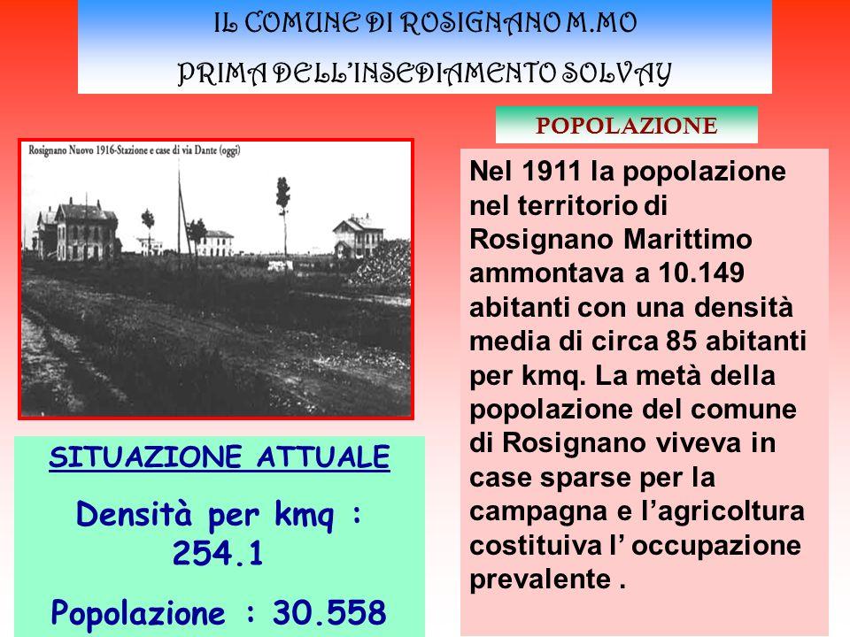 SITUAZIONE ECONOMICA IN ITALIA Nel 1914 in Italia lagricoltura era praticata dal 55% della popolazione, mentre il 26% era occupato nellindustria e il 18% nel terziario.