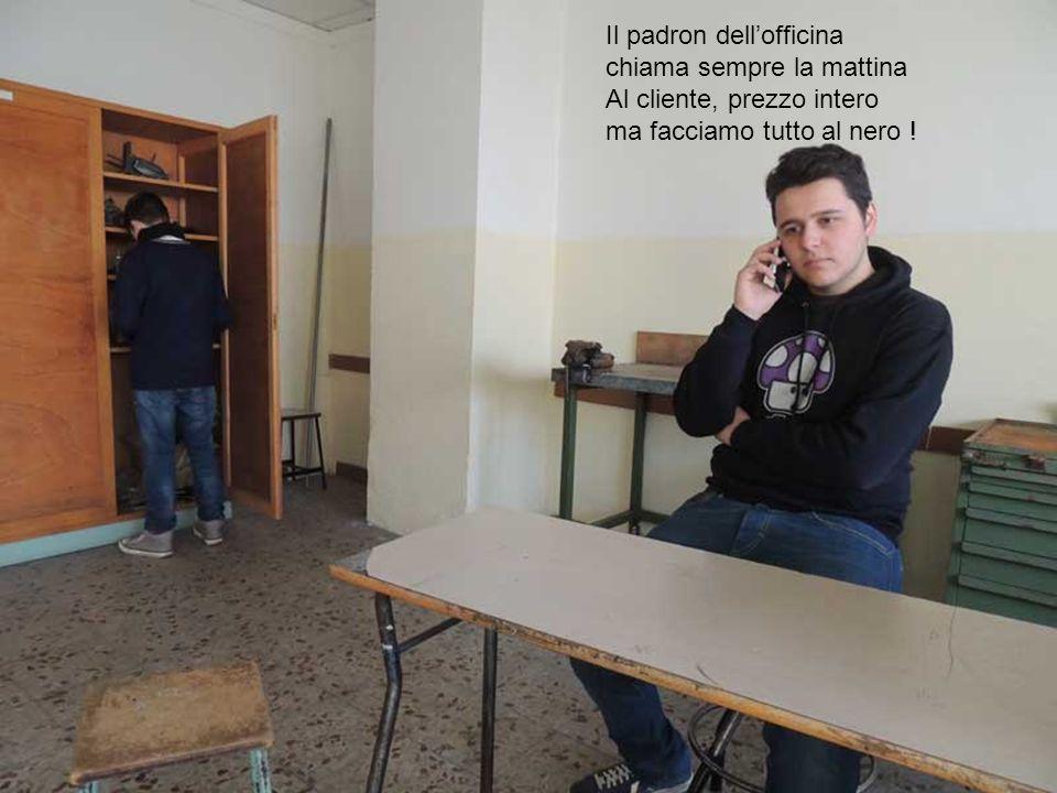 Guarda Piero come è ricco mentre il mondo cola a picco Piero, Piero..