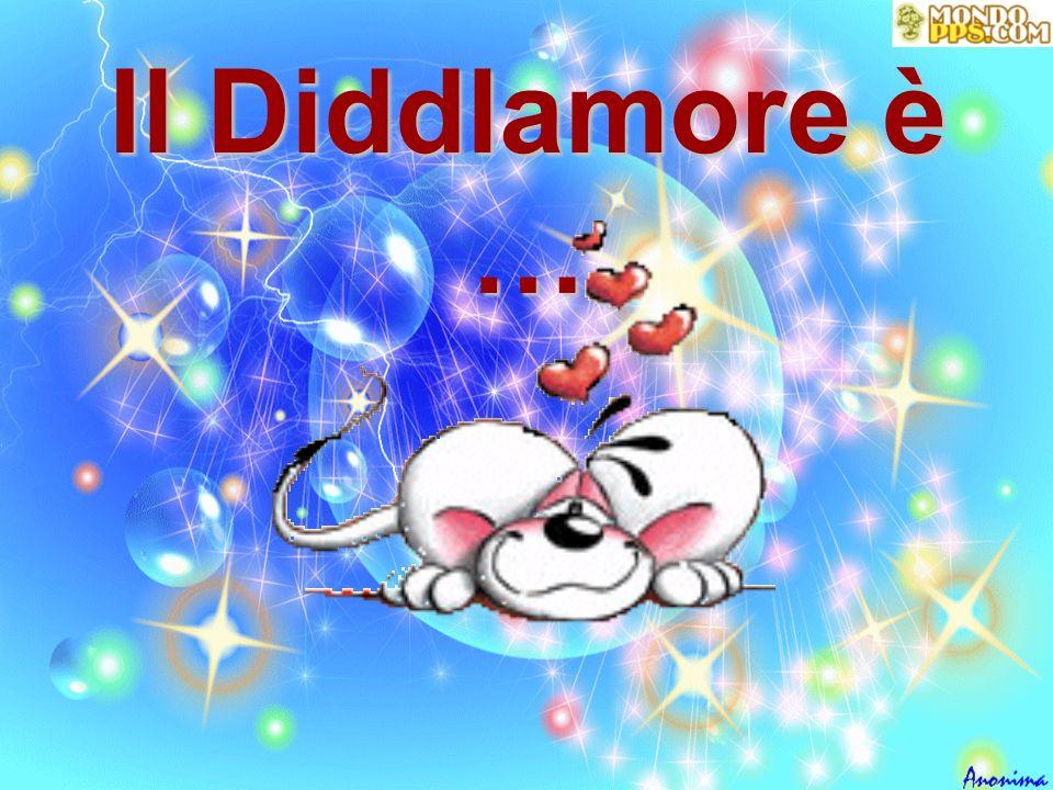 Il Diddlamore è …