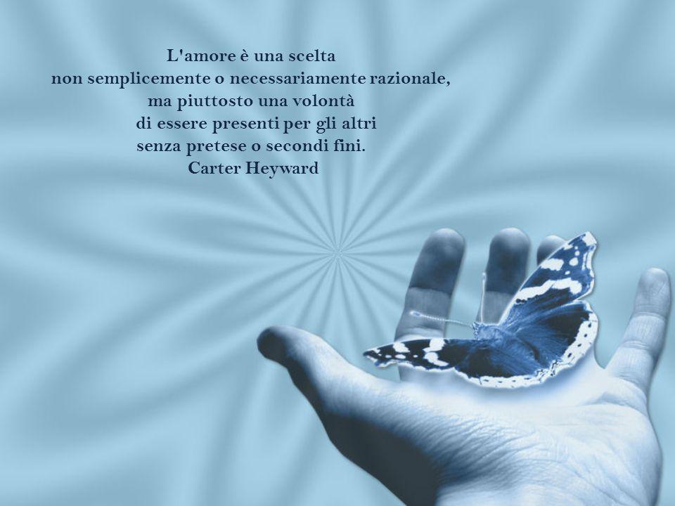 Pps Altruismo II Non vi è un solo raccolto per il cuore: Il seme dellamore deve essere riseminato senza posa.